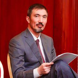 Adlet Aliev Cronos Asia