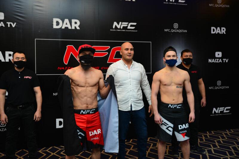 Zhuman Zhumabekov vs Vadim Malygin3 Cronos Asia