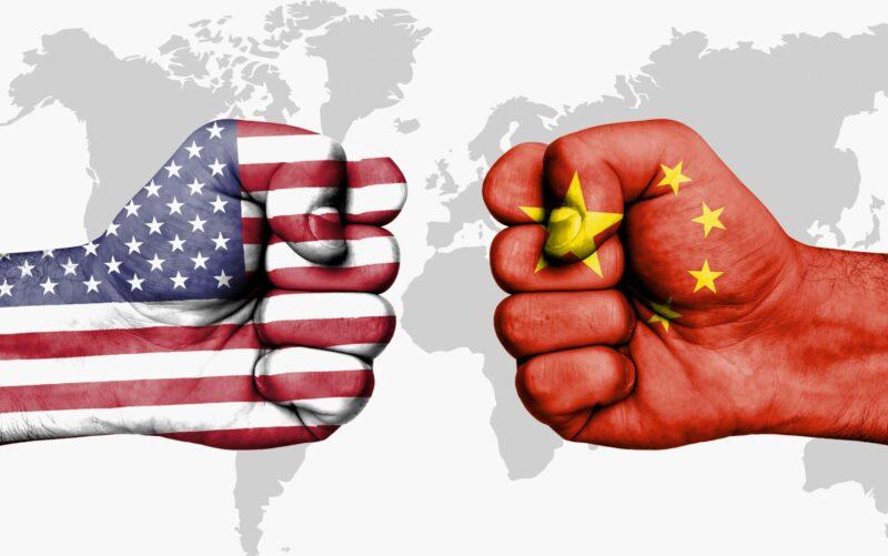 us china trade war talk winning losing etfs Cronos Asia