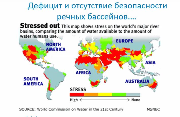 deficit vody ABR Cronos Asia