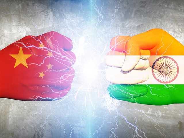 indiya pyitaetsya vtyanut rossiyu v igru protiv kitaya Cronos Asia
