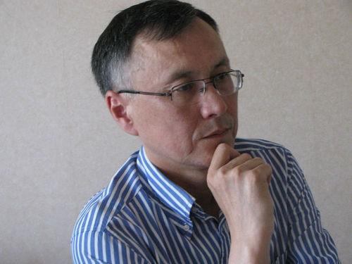 kazbek bejsebaev Cronos Asia