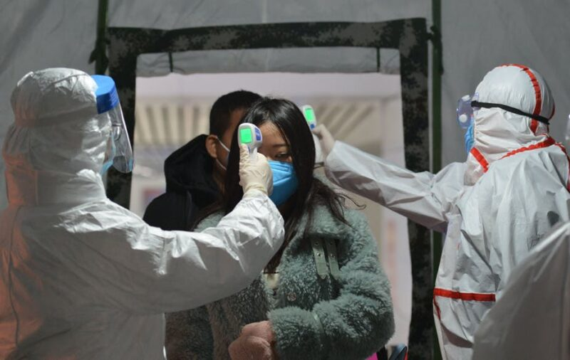 Koronavirus Cronos Asia