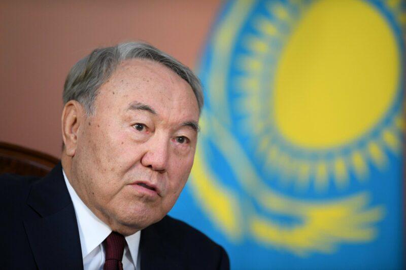 Nazarbaev Cronos Asia