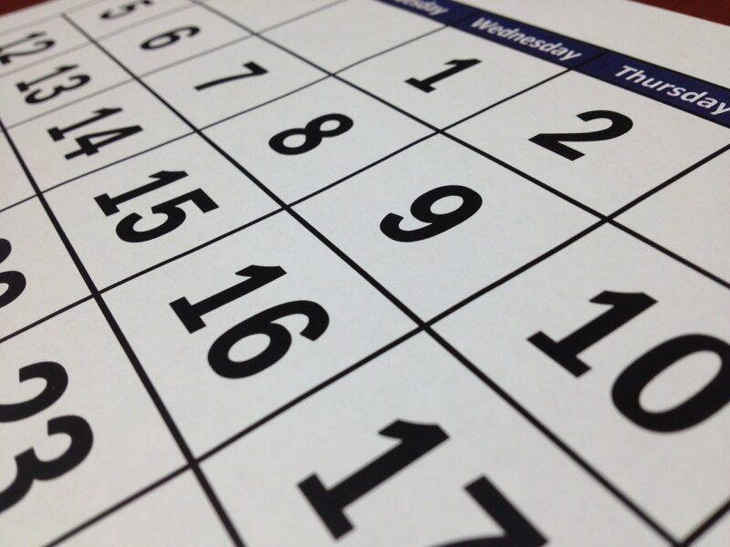 calendar 660670 1280 1 Cronos Asia