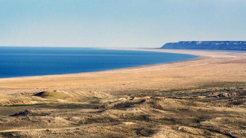 panorama aralskogo morja Cronos Asia