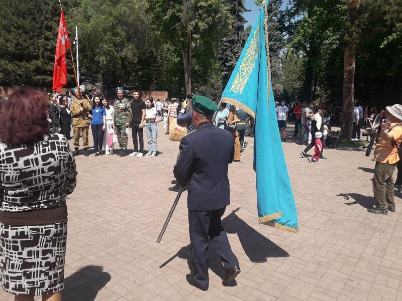 Den Pobedy v Almaty 11fff Cronos Asia
