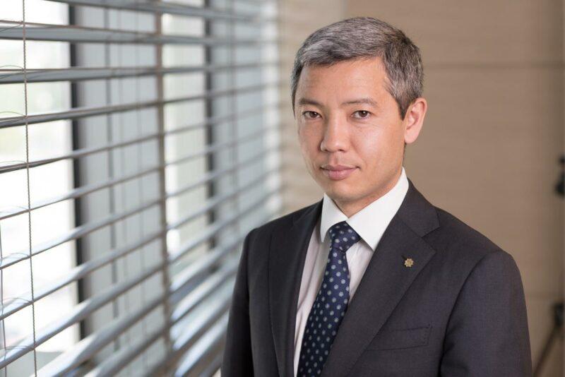 Galim Husainov BCK Cronos Asia
