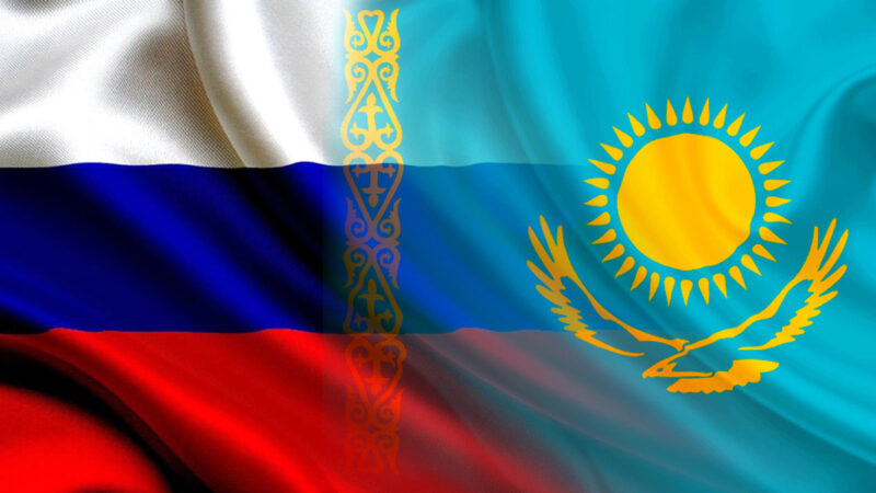 Rossiya i Kazahstan Cronos Asia