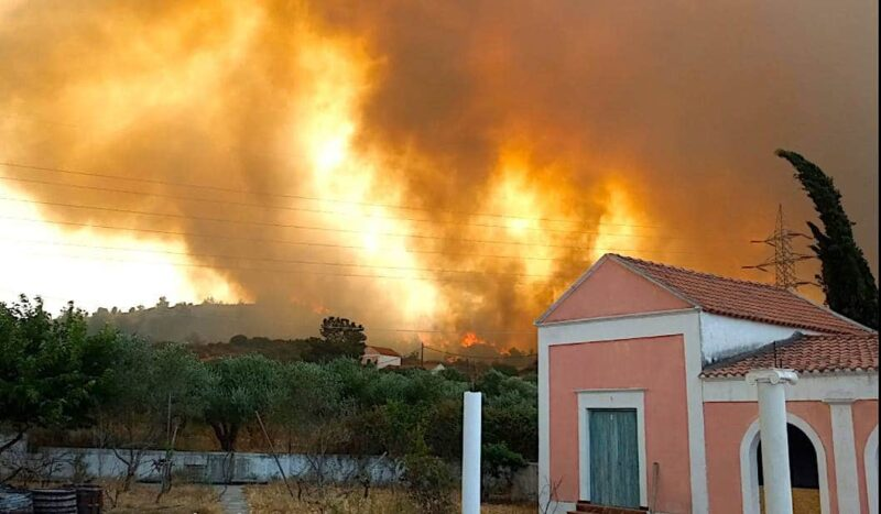Fires rhodes credit giannis Ntellakis facebook Cronos Asia