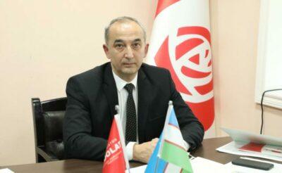 Uzbekistan Bahrom Cronos Asia