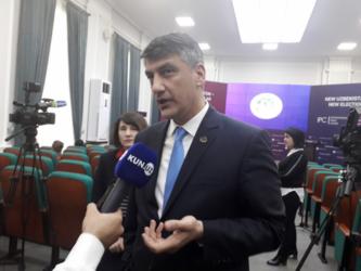 Uzbekistan Kadyrov Cronos Asia