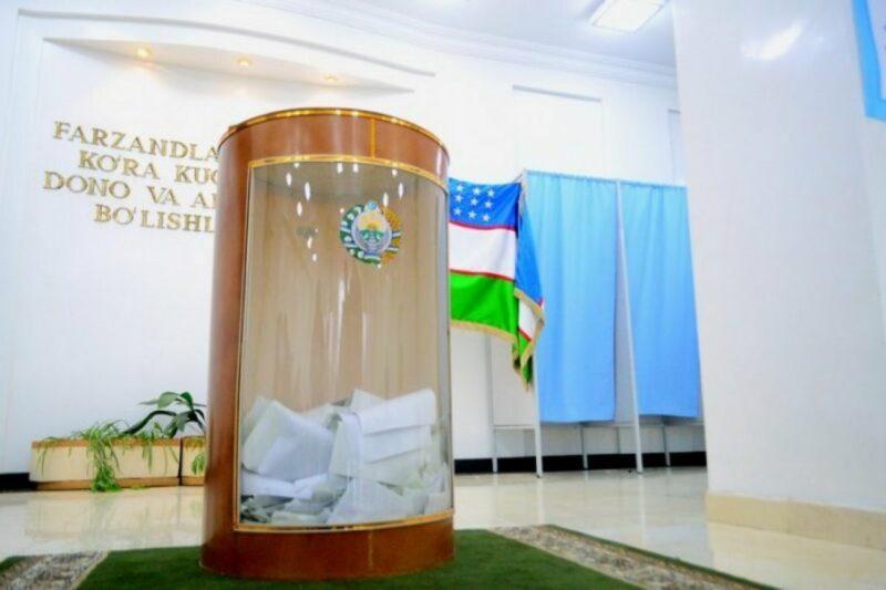 Uzbekistan vybory anhor Cronos Asia